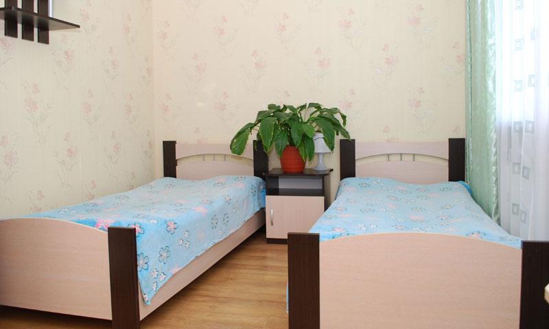 Фотография двухместного номера Дивеевского гостевого дома