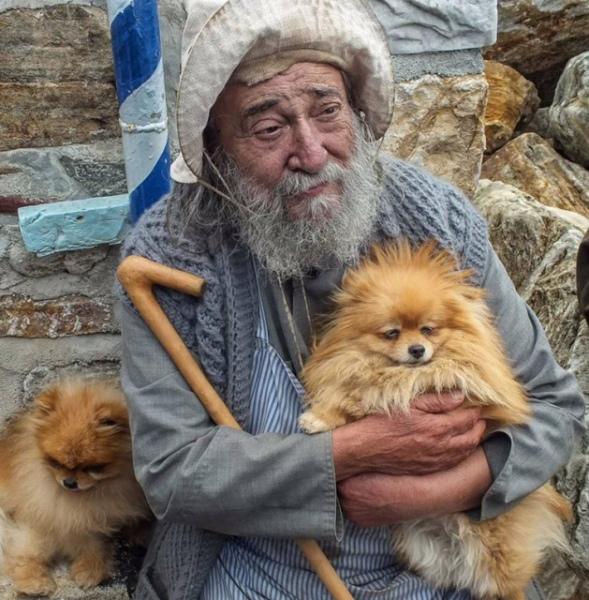 Посвящается памяти афонского старца Григория, игумена монастыря Дохиар